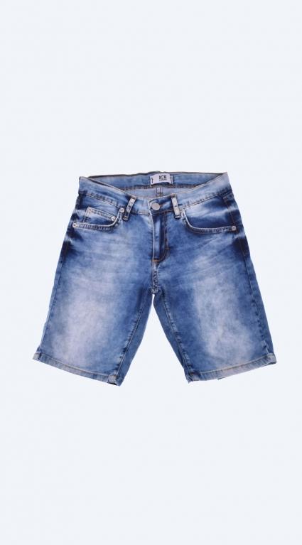 Детски Дънкови панталонки момче