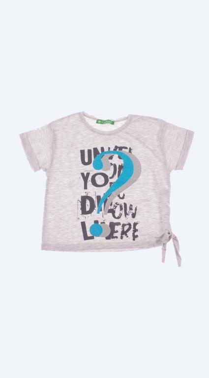 Детска Тениска за момиче
