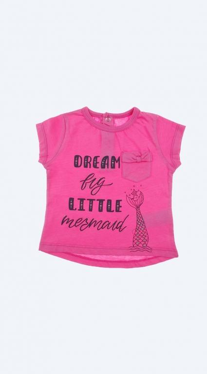 Бебешка Тениска за момиче