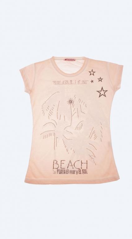 Тениска за момиче