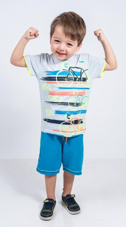 Детски Комплект къс ръкав момче