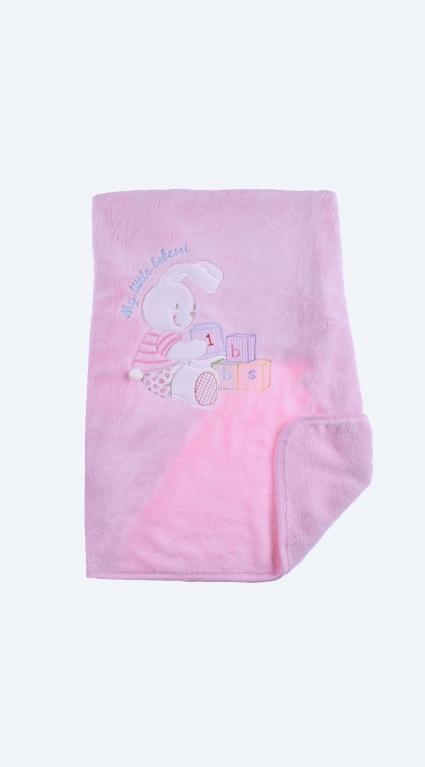 Бебешко Одеяло момиче Baby Girl