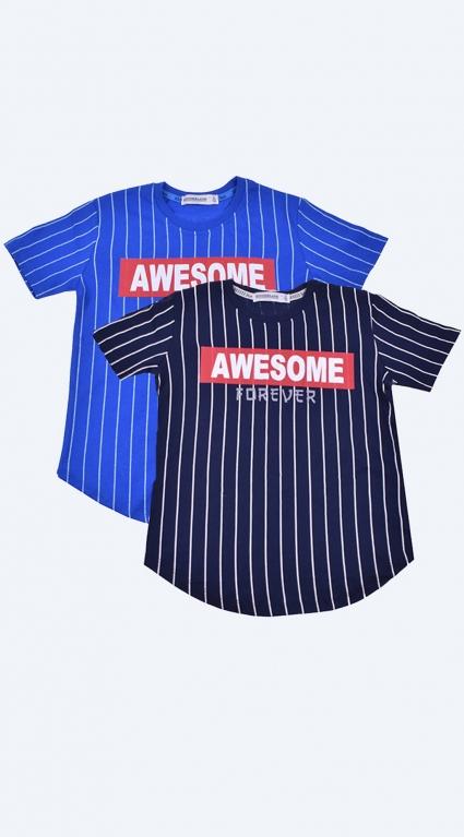 Детска Тениска за момче Boys 2 броя