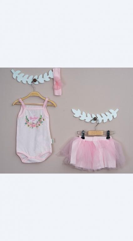 Бебешки Комплект момиче Baby Girl