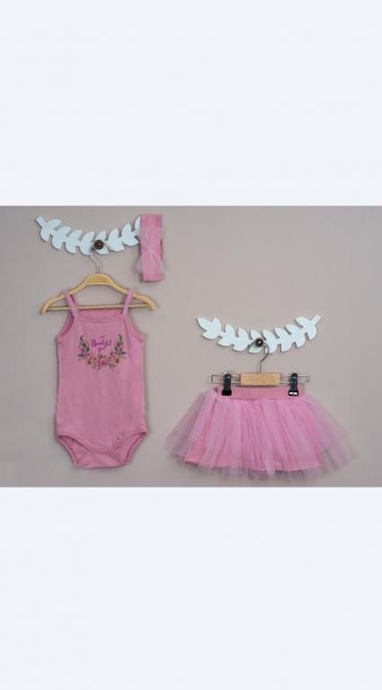 Детски Комплект момиче Baby Girl