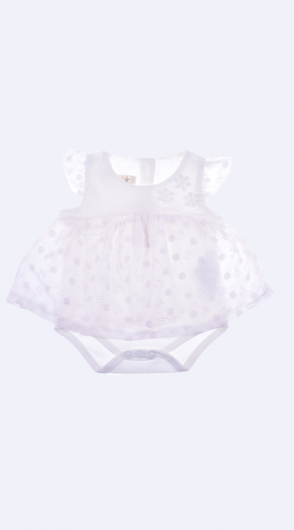 Детско Боди рокля къс ръкав