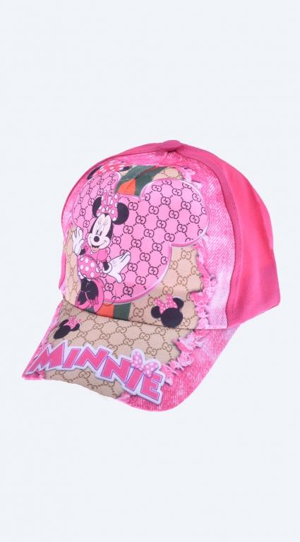 Детска Шапка момиче - Minnie Mouse