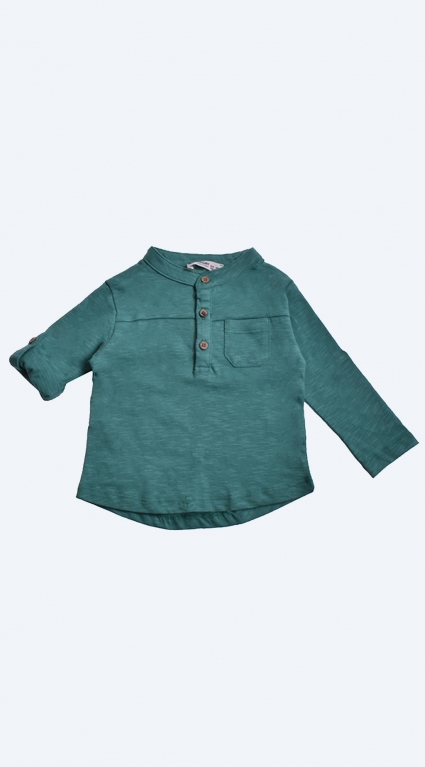 Детска Блуза момче дълъг ръкав