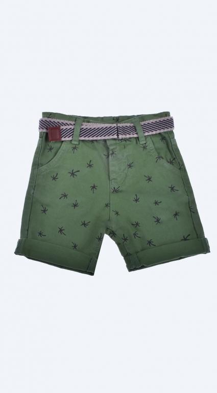 Детски Къси панталонки момче - Palms