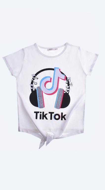 Детска Тениска момиче - Tik-Tok Likee