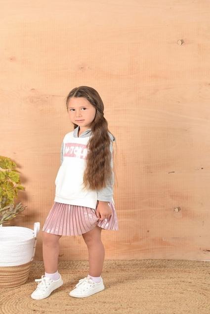Бебешки Комплект момиче дълъг ръкав
