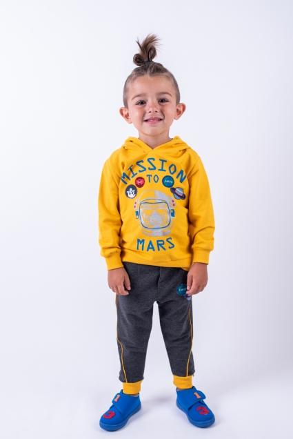 Детски Комплект момче дълъг ръкав