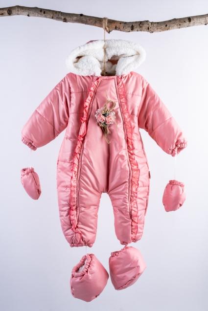 Бебешки Космонавт бебе момиче
