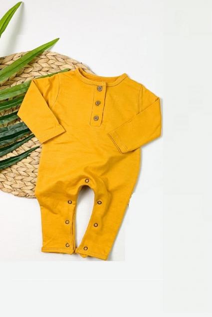 Детски Гащеризон бебе момче дълъг ръкав