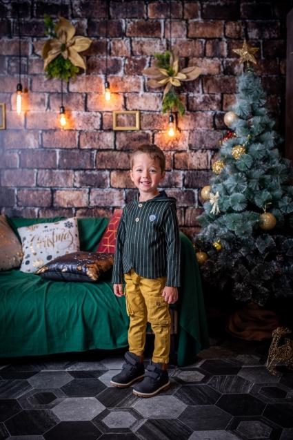 Бебешко Сако момче Коледа