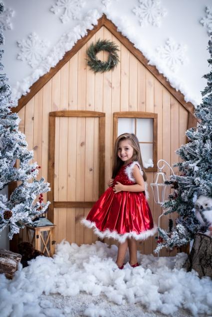 Рокля Коледа