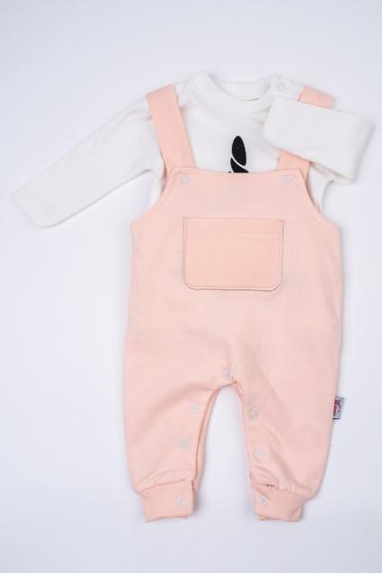 Бебешки Гащеризон дълъг ръкав с блуза