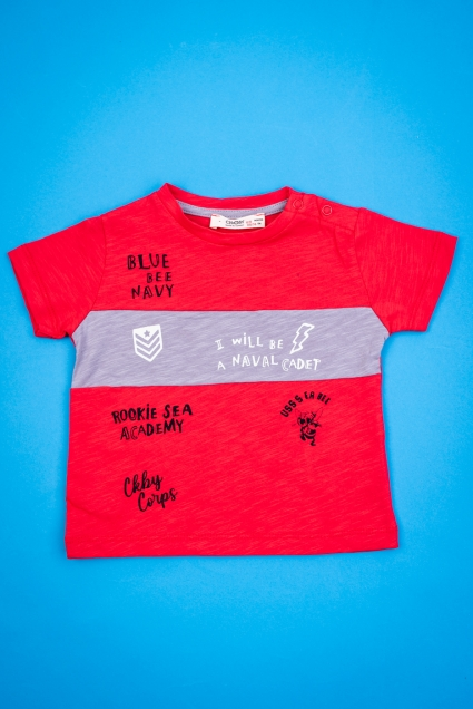 Бебешка Тениска момче
