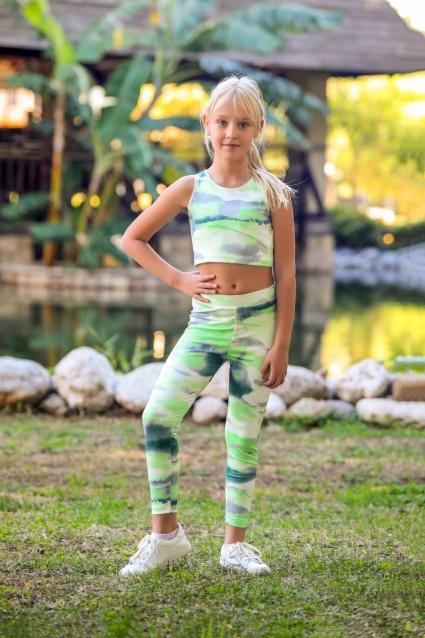 Детски Спортен комплект момиче