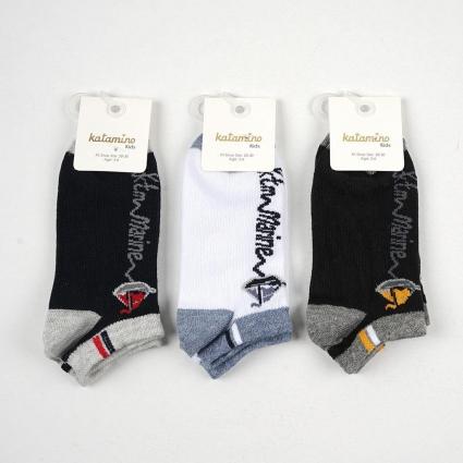 Детски Чорапи момче 3 броя