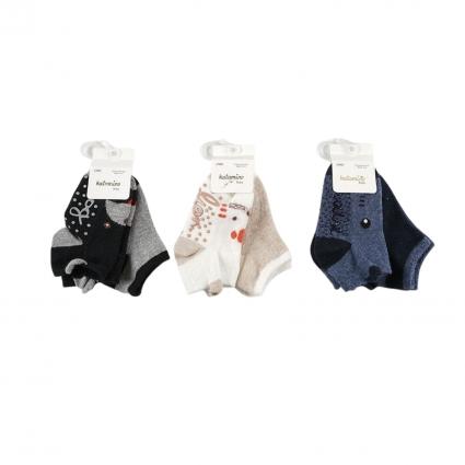 Бебешки Чорапи момче 6 броя