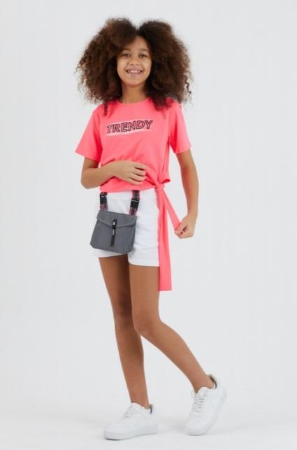 Детски Комплект момиче къс ръкав