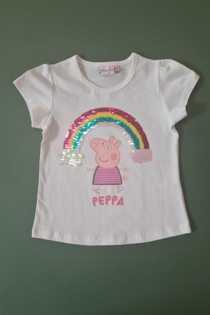 Детска Тениска момиче Пепа Пиг