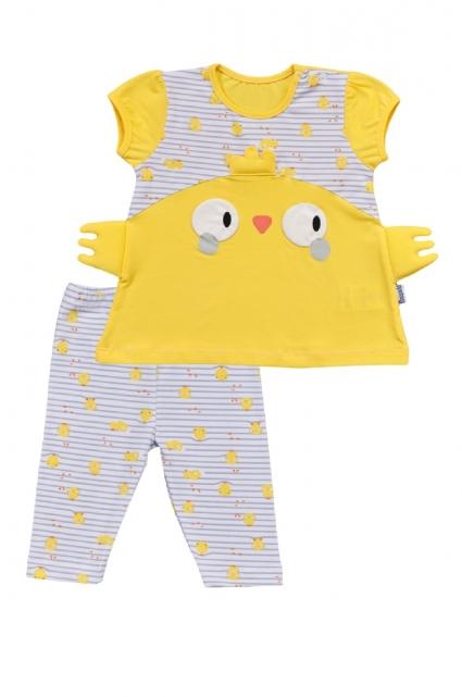 Бебешки Комплект къс ръкав