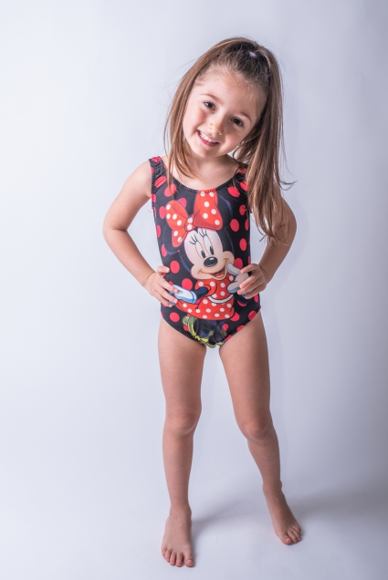 Детски Бански момиче Мини Маус