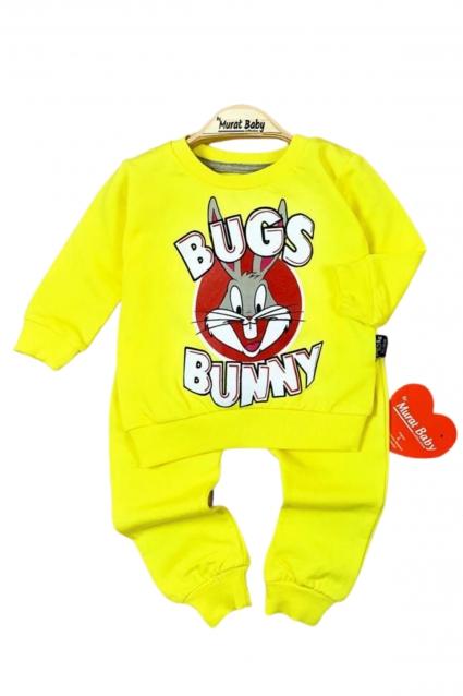 Бебешки Комплект дълъг ръкав Bugs Bunny